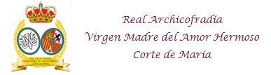 Real Archicofradía Virgen Madre del Amor Hermoso Logo
